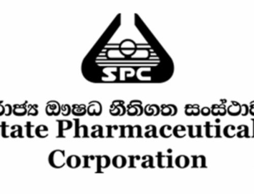PROCUREMENT NOTICE – STATE PHARMACEUTICALS COOPERATION OF SRI LANKA