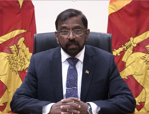 SRI LANKA PARTICIPATES IN THE 6TH MINISTERIAL MEETING OF CICA