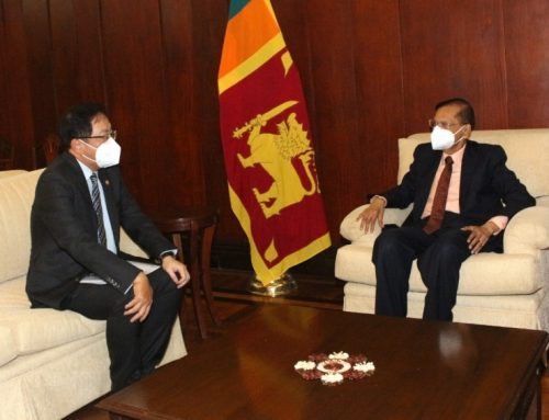 MALAYSIA AND SRI LANKA TO ENHANCE COOPERATION IN THE FIELDS OF DIGITALIZATION AND EDUCATION
